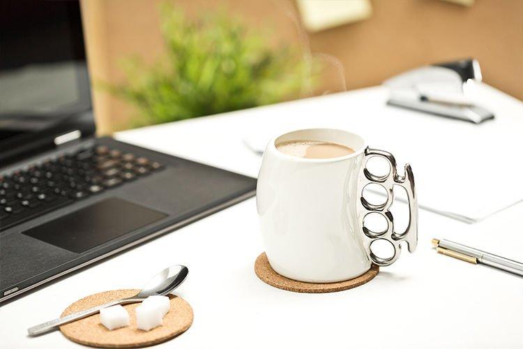 Mug tough - White