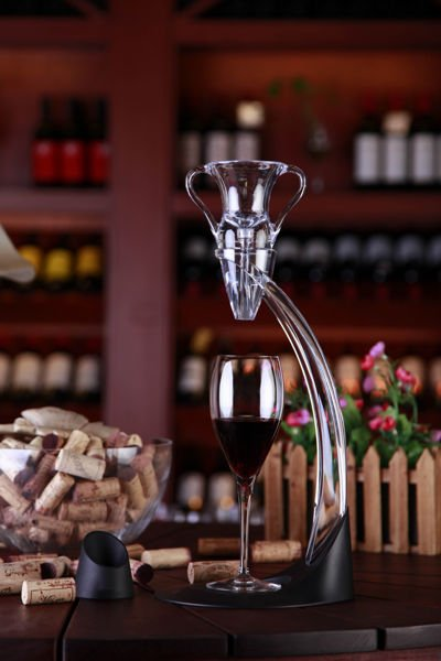 Angel Wine Aerator Deluxe