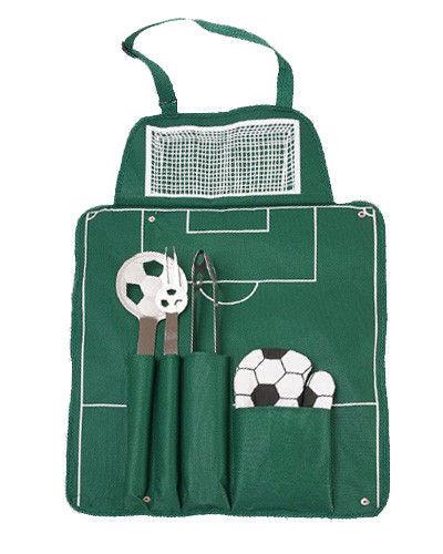 Football kit grill -<br>Green