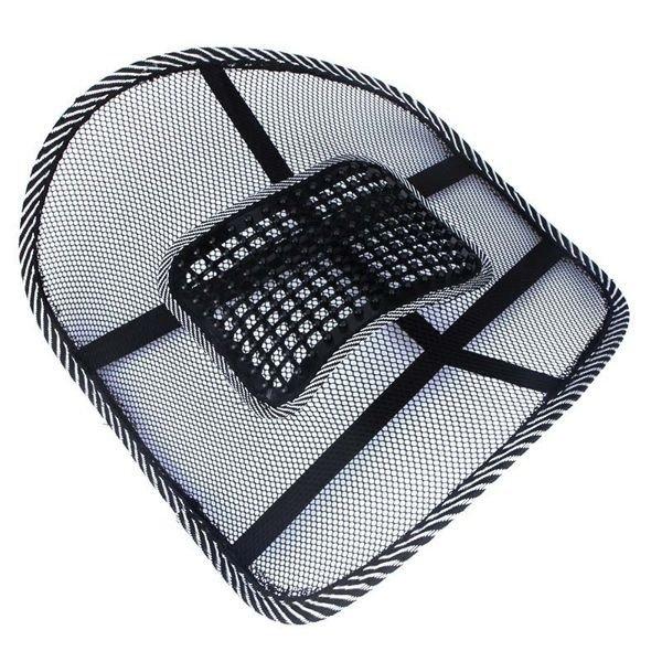 Ergonomischer<br> Standfuß auf einem<br>Stuhl mit Massage