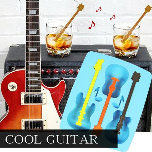 Foremka na lód gitara
