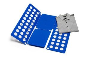 Cloth folder blue