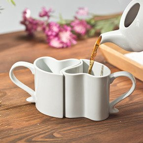 Hot love mugs