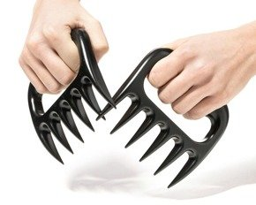 Meat & vegetables bear claws (2 pcs set)