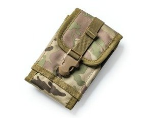Phone outdoor waist bag - CAMOUFLAGE