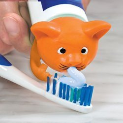Toothpaste cap - CAT