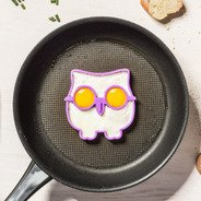 Egg mould - owl