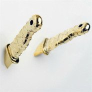Ninja knife magnets - GOLDEN