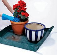 Potting tray (mat)