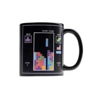 Retro game mug - color changing