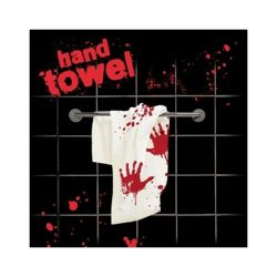 Blood towel