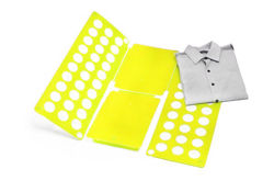 Cloth folder yellow