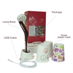 Coffee lamp USB