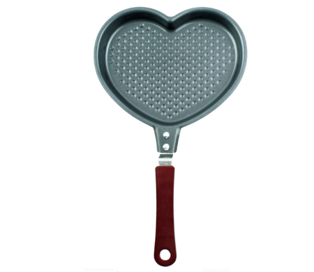 Heart baking pan BIG - 16cm