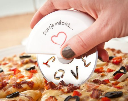 Love pizza cutter POLISH