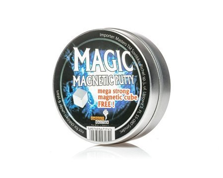 Magic magnetic putty