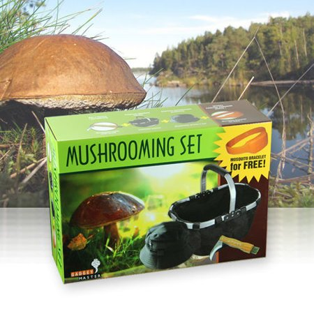 Mushrooming set