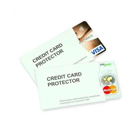 RFID Credit Card Protector Protect