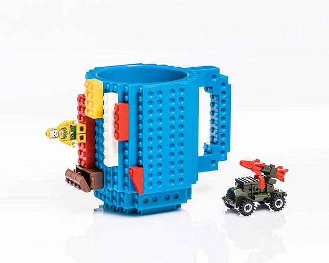Master Hrnek lego modrá 350 ml