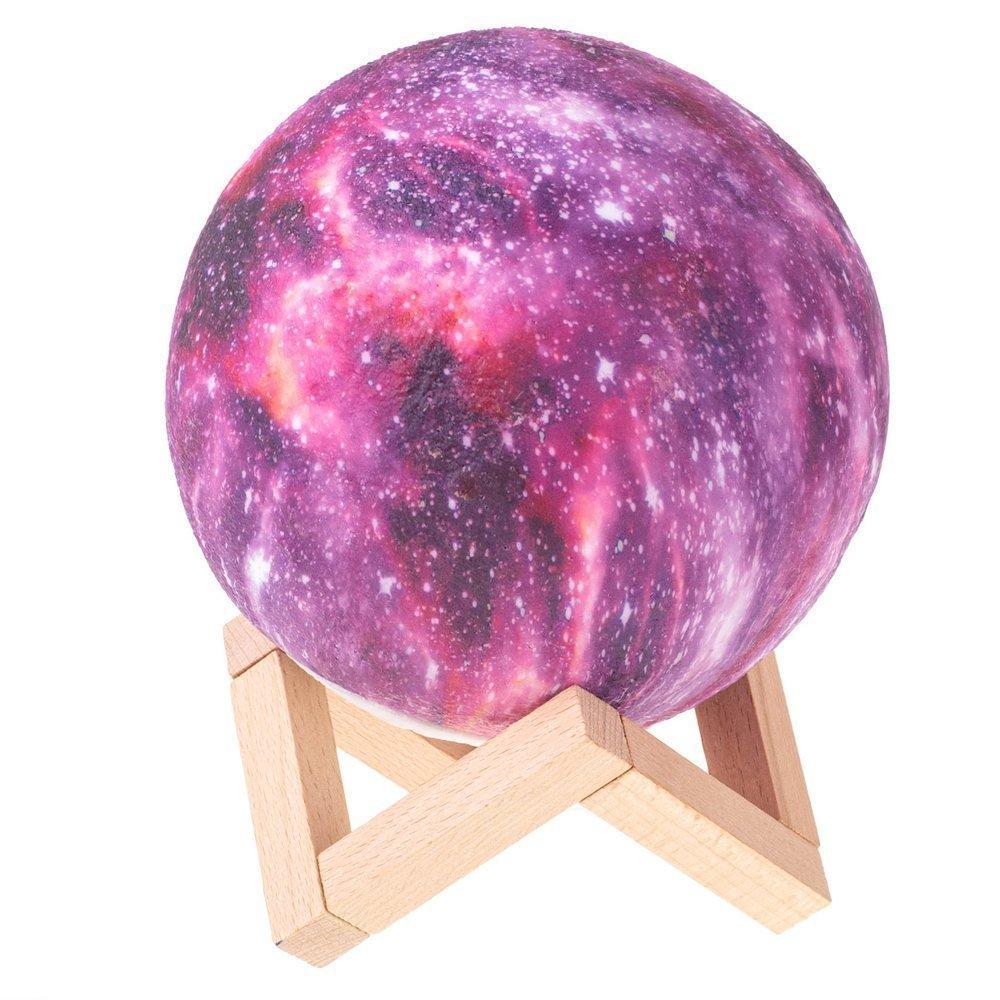 Master 3D lampa nabíjecí - STARS - 16 barev