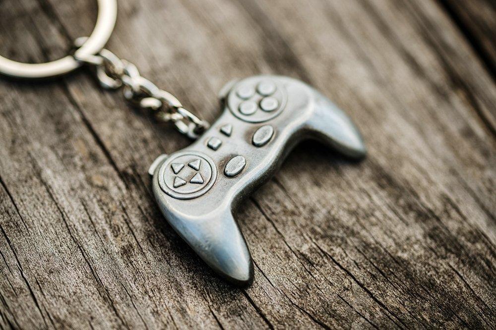 Master klíčenka pro hráče