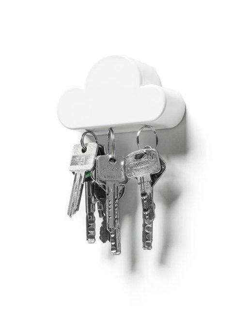 Přívěsek na klíče Magnetický mrak