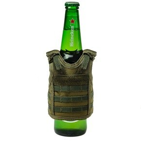 Bottle tactical vest - GREEN