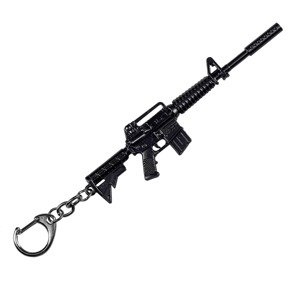 Military keychain M4