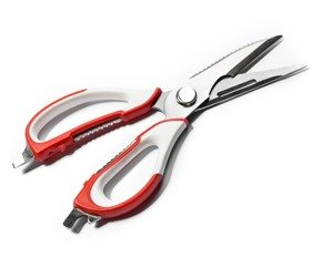 Multifunctional kitchen scissors 7in1