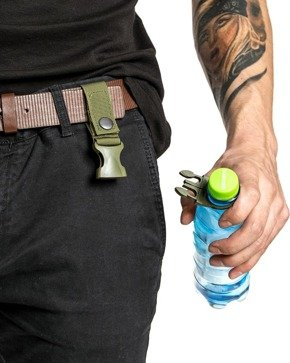 Outdoor bottle buckle 2 pcs set