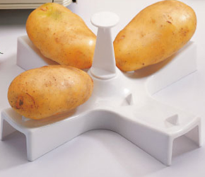 Potato microwave baker