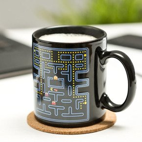 Retro game mug arcade - color changing
