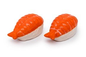 SUSHI salt & pepper shakers