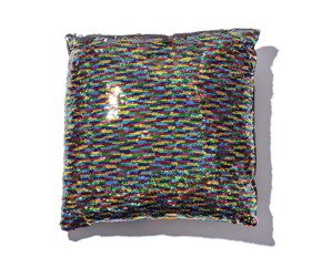 Sequin pillow - SQUARE SHAPED