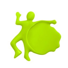 Splash Johnny coaster - green