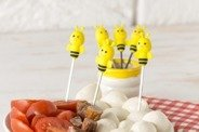 Fruit fork BEE 6 pcs