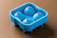 Ice balls - silicone mould