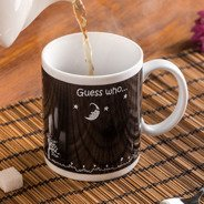 Love color changing mug CLASSIC (round) ENGLISH VERSION