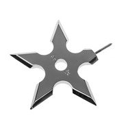 Ninja star (SHURIKEN) wall hook
