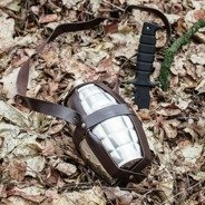 Outdoor hip flask GRENADE