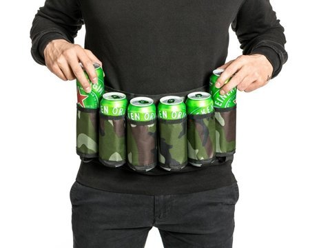 Beer Belt military camouflage GM