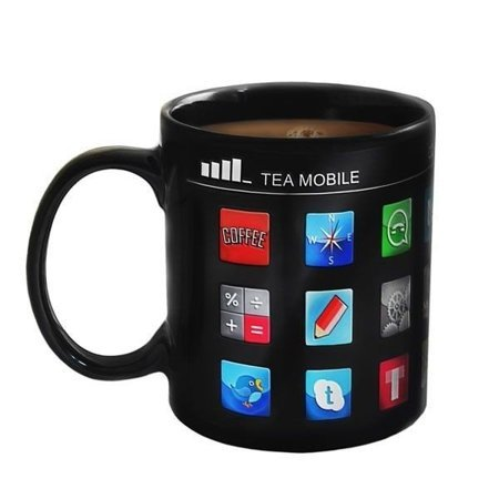 Color changing mug APPS