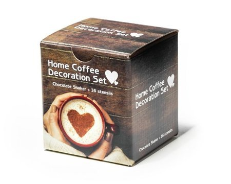 Home coffee decoration set