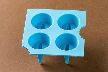 Ice tray SHARK FIN