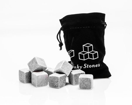 Ice whiskey stones -  SOFT BOX