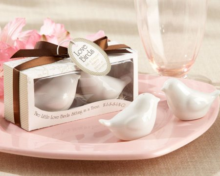 Love birds - salt&pepper shaker