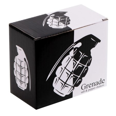 Salt & Pepper Shakers GRENADE