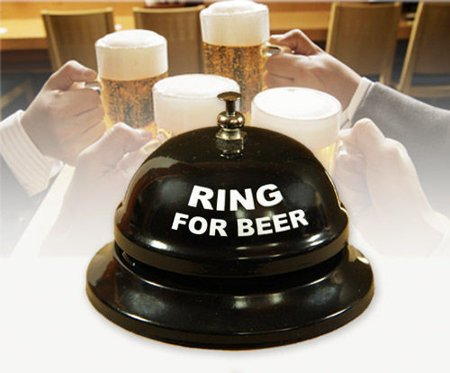 Table beer ring